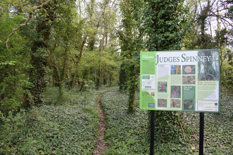 Judges Spinney Entrance (4)