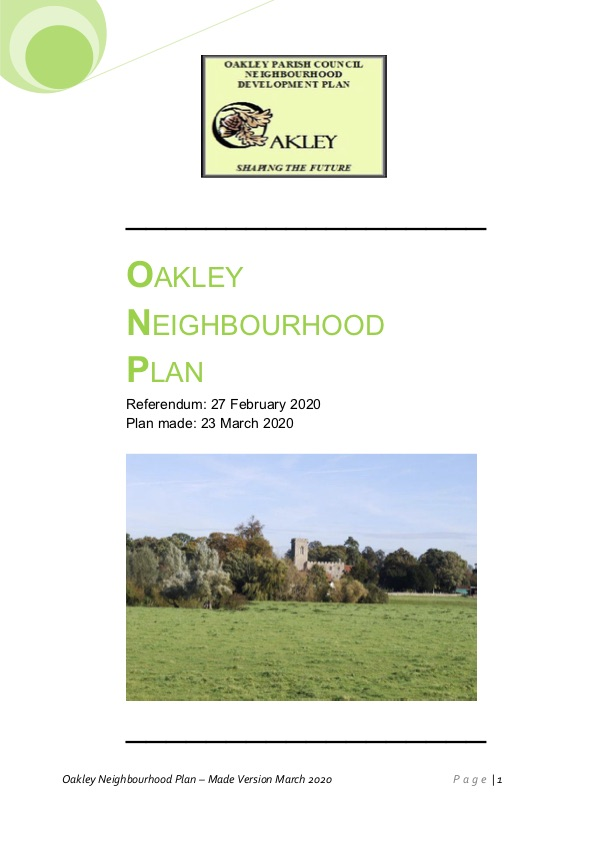 Oakley NDP - Made Version (opens in PDF)